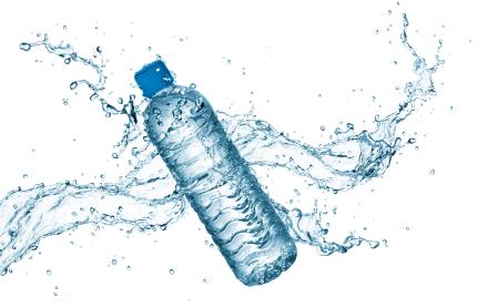 Nezapomínejte na pitný režim a denně vypijte 2 - 3 litry vody!