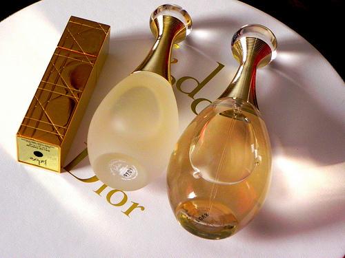 Christian Dior J´adore. Zdroj fotky: Weheartit.com