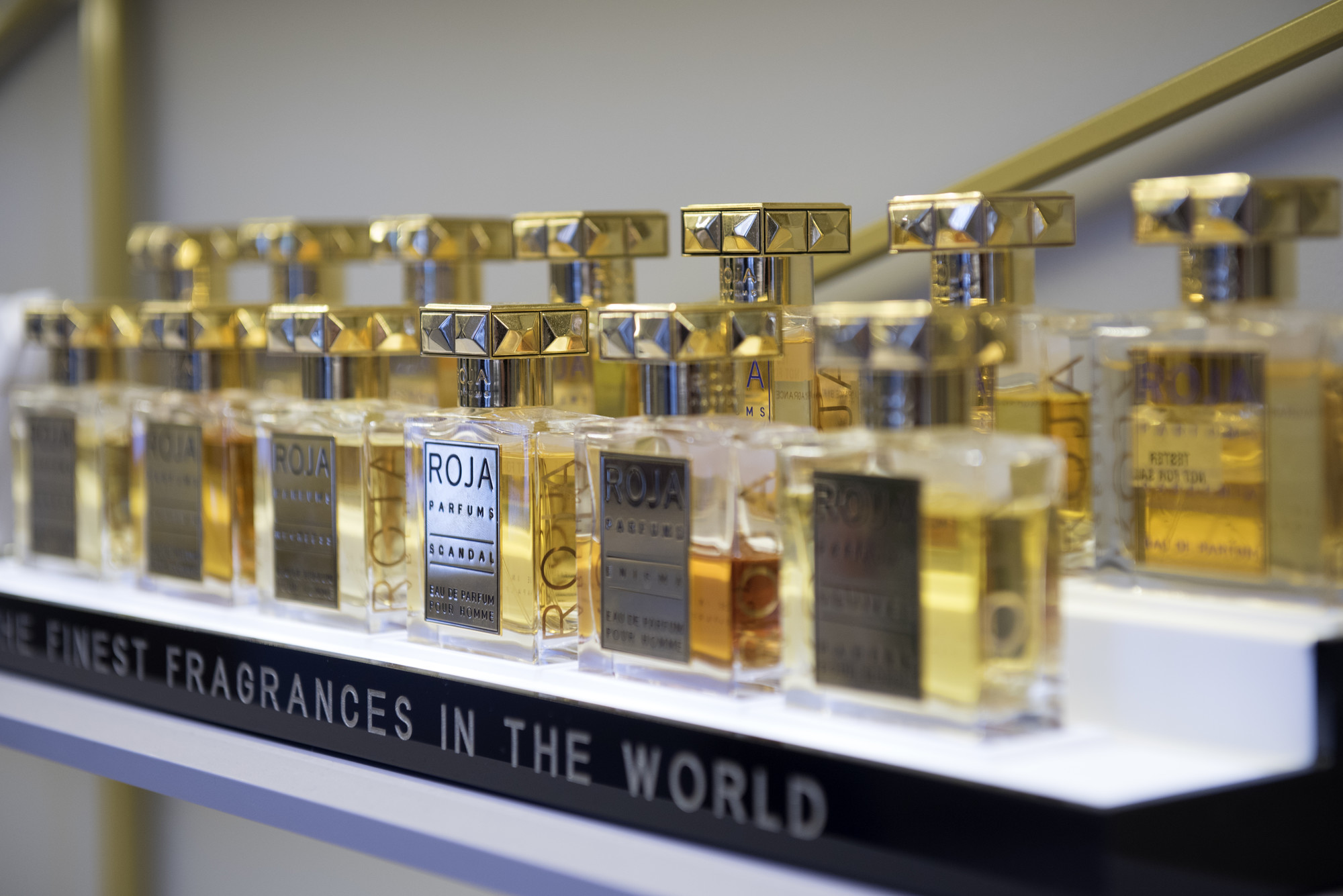 Niche parfémy. Zdroj fotky: Inyourpocket.com